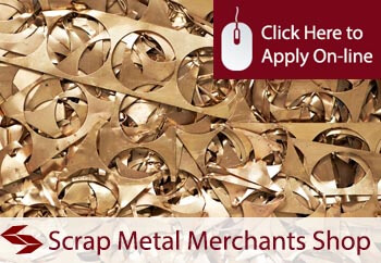 Scrap Metal Merchant Shop Insurance