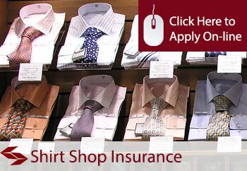 Shirt Shop Insurance