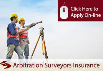Self Employed Arbitration Surveyors Liability Insurance