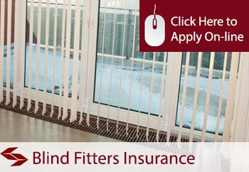 Blind Fitters Liability Insurance
