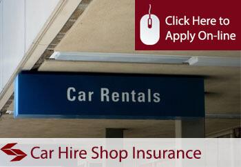 Car Hiring Shop Insurance