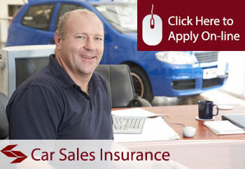 Car Sales Liability Insurance