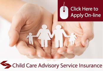 Child Care Advisory Services Professional Indemnity Insurance