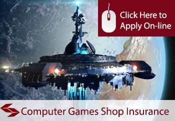 Computer Games Shop Insurance