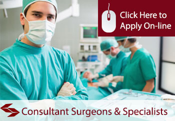 self employed consultant surgeons and specialists liability insurance