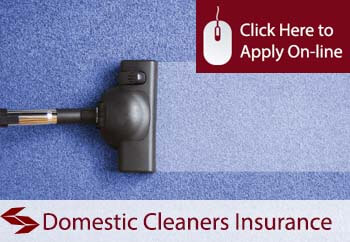 domestic cleaners tradesman insurance