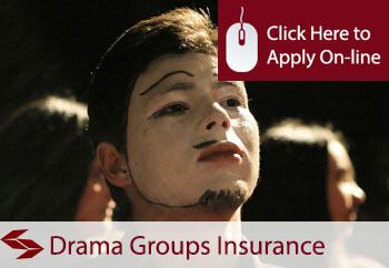 Drama Groups Liability Insurance
