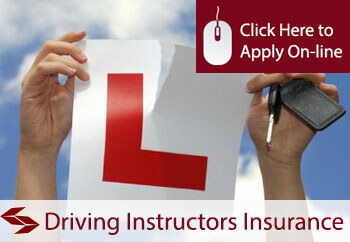 driving instructors insurance