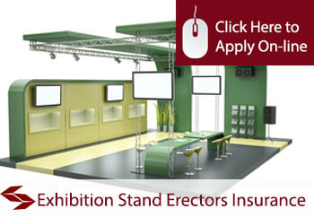 self employed exhibition stand erectors liability insurance
