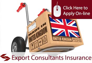 Export Consultants Professional Indemnity Insurance
