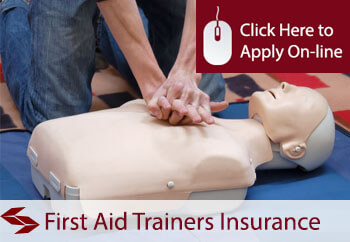 First Aid Trainers Public Liability Insurance