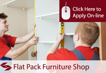Flat Pack Furniture Shop Insurance