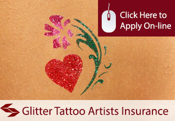 glitter tattoo artists insurance