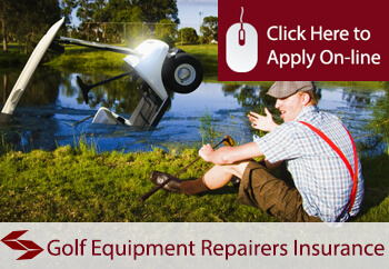 golf equipment repairers insurance