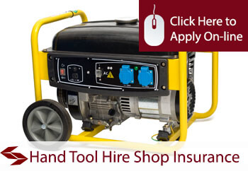 Hand Tool Hire Shop Insurance