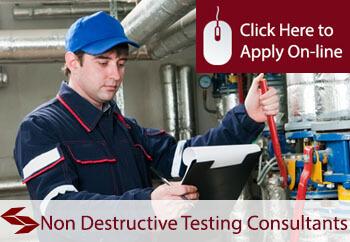 Non Destructive Testing Consulants Public Liability Insurance