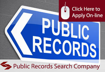 Public Records Search Company Liability Insurance