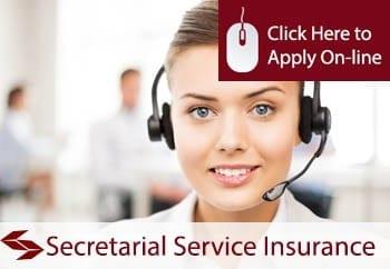 Secretarial Service Professional Indemnity Insurance
