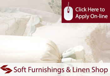 Soft Furnishings and Linen Shop Insurance