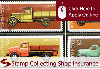 Stamp Collecting Shop Insurance