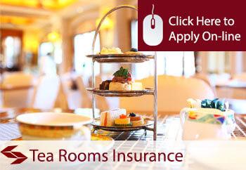 Tea Room Shop Insurance