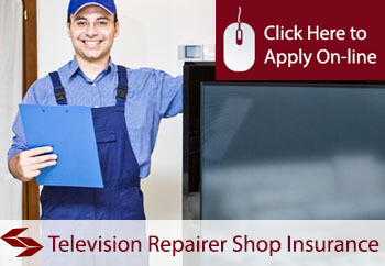 Television Repairer Shop Insurance