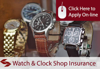 Watch And Clock Shop Insurance