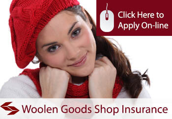 Woollen Goods Shop Insurance