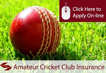amateur cricket club commercial combined insurance