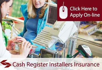 Cash Register Installers Liability Insurance