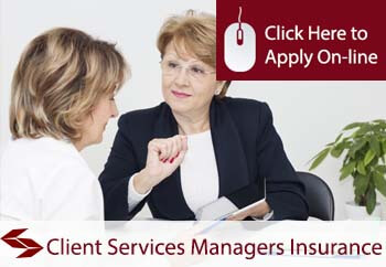 Client Services Managers Professional Indemnity Insurance