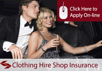 Clothing Hire Shop Insurance