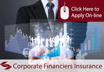 self employed corporate financiers liability insurance