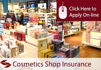 Cosmetics Shop Insurance