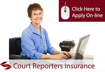 Court Reporters Professional Indemnity Insurance