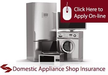 Domestic Appliances Shop Insurance