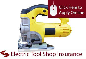 Electric Tool Shop Insurance
