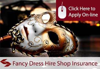 Fancy Dress Hire Shop Insurance