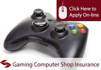 Gaming Computer Shop Insurance