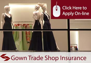 Gown Trade Shop Insurance
