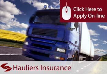 Hauliers Employers Liability Insurance