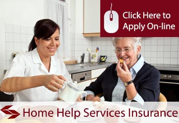 self employed home help services liability insurance