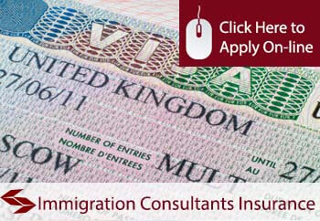 self employed immigration consultants liability insurance