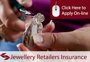 self employed jewellery retailers liability insurance