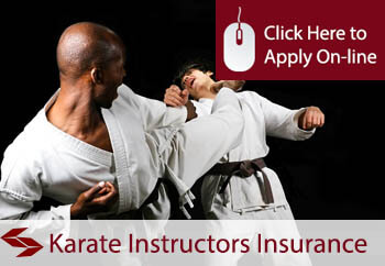 self employed Karate instructors liability insurance
