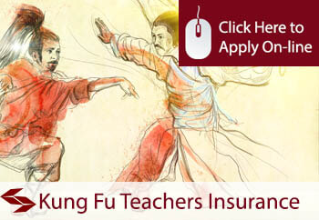 Kung Fu Teachers Public Liability Insurance