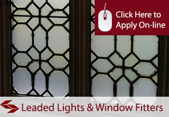 leaded lights and windows fitters tradesman insurance