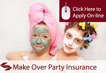 Make Over Party Organisers Liability Insurance