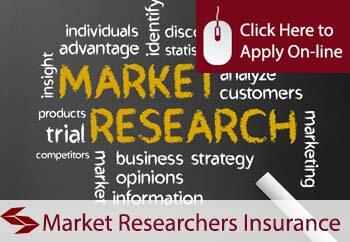 self employed market researchers liability insurance