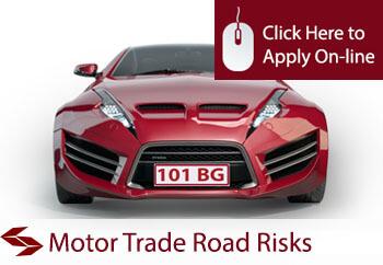 motor trade road risks insurance